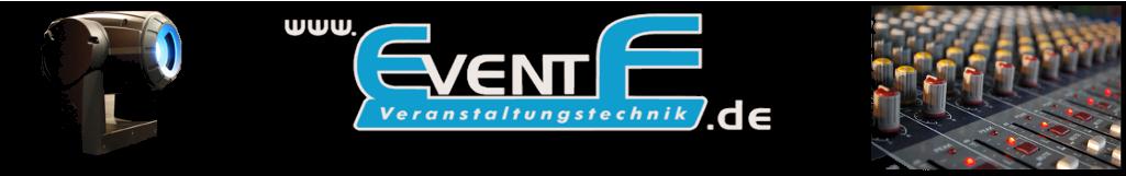 EventF Logo